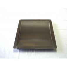 """Паричник тип """"Ваничка"""" за вграждане в плота /хром никел/   №2"""