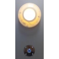 Авариен асансьорен GSM комуникатор + аварийно осветление+УКВ радио
