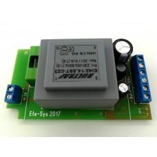 Захранващ блок 220V/12V 400mA на платка или в кутия