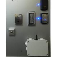 GSM система за контрол на достъпа Домофон, Асансьор, Бариера: DoAsBar_01