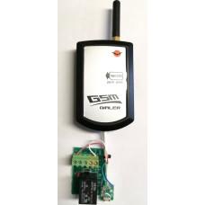 Мини GSM система за контрол на достъпа във варианти 12V и 24V