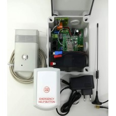 Оповестителна GSM система за хотел 2 в 1